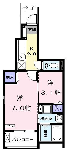シェモア角割 (シェモアカクワリ)