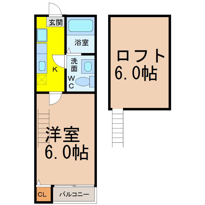 カーサ・ルチア千種A棟 (カーサルチアチクサエートウ)
