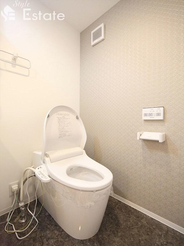 温水洗浄便座トイレ