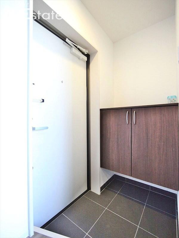 玄関スペース シューズボックス