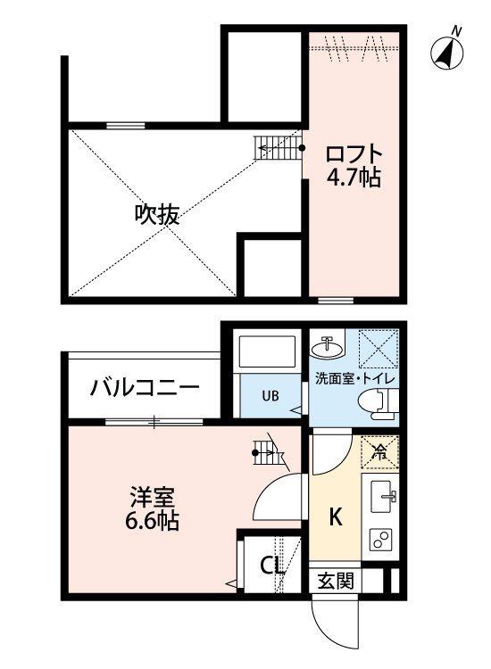 TATERU Apartment 東山町IIC棟