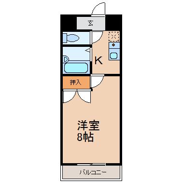 セントラルコート八田