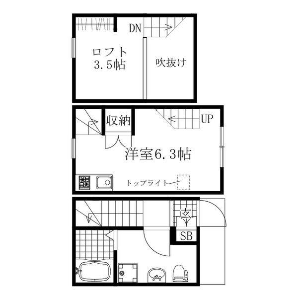 LE COCON 新川町II