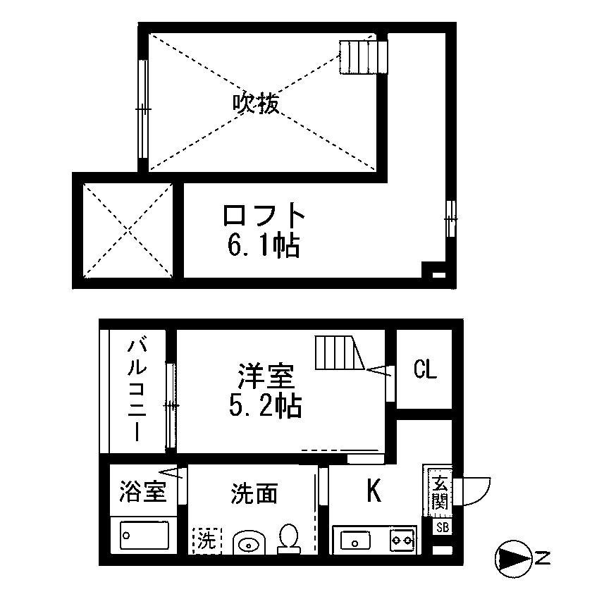 シェモワ笹塚 (シェモワササヅカ)