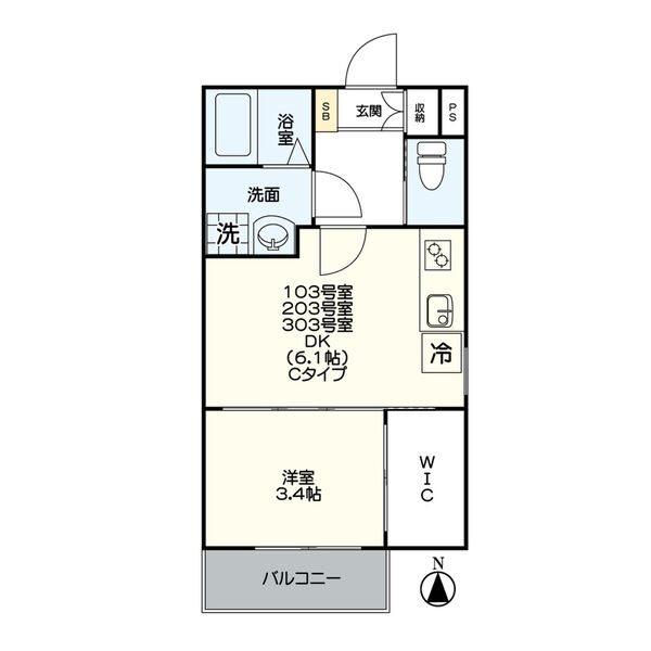 仮)上石川町四丁目新築アパート