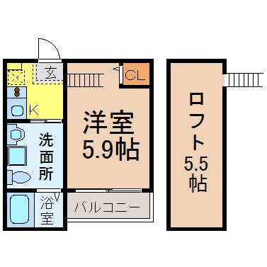 Loft8名駅