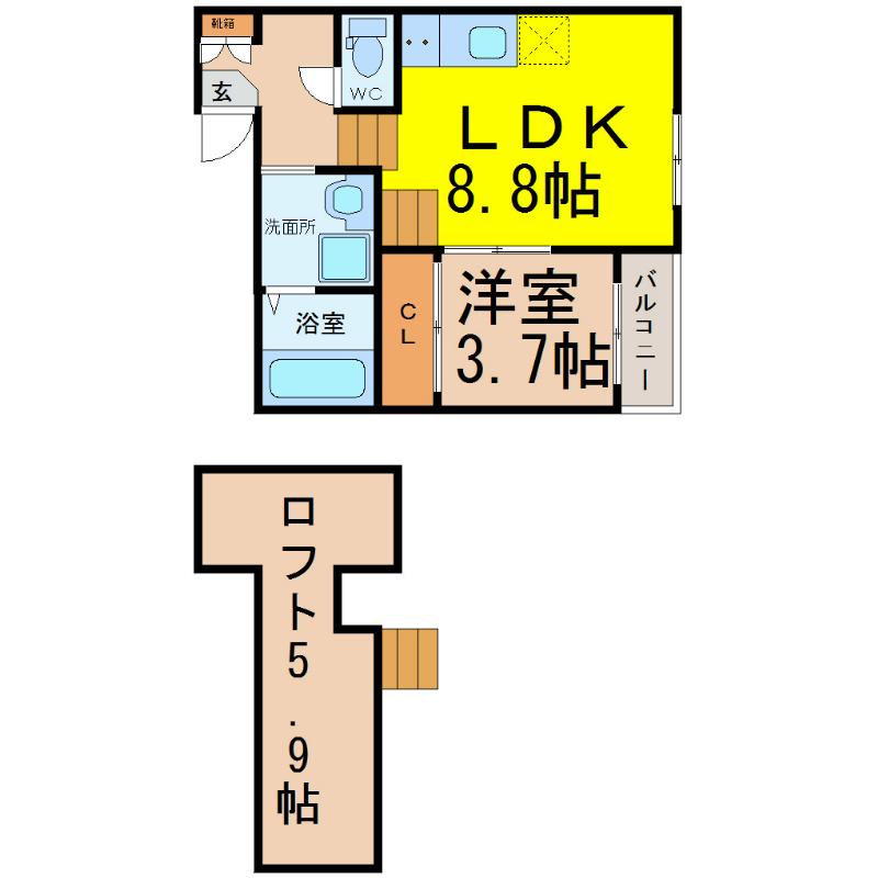 Residence Lisa(レジデンスリザ)