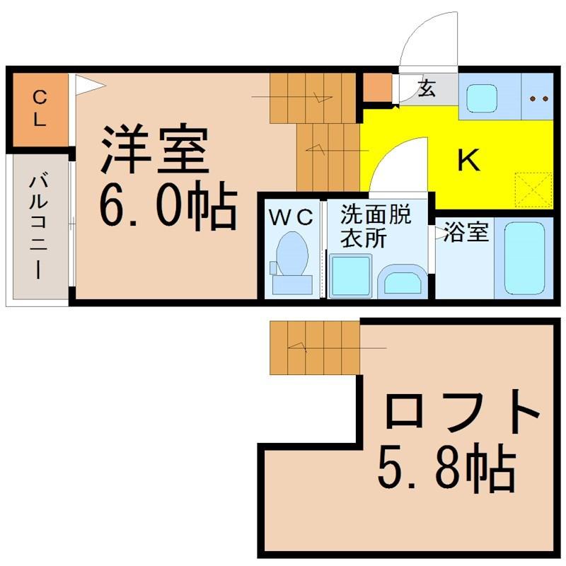 ハーモニーテラス八田