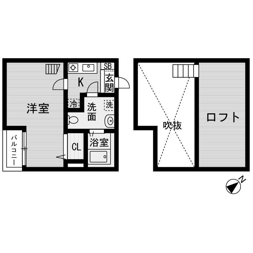 アパートメントU