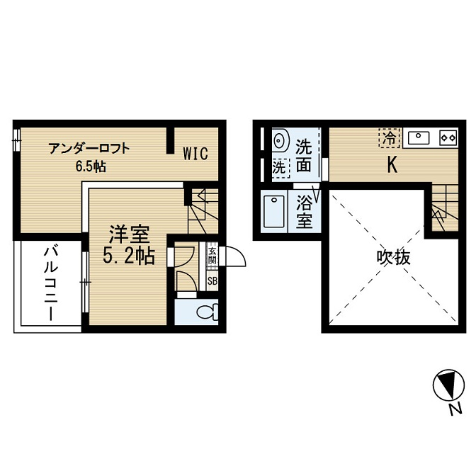 i・Room並木