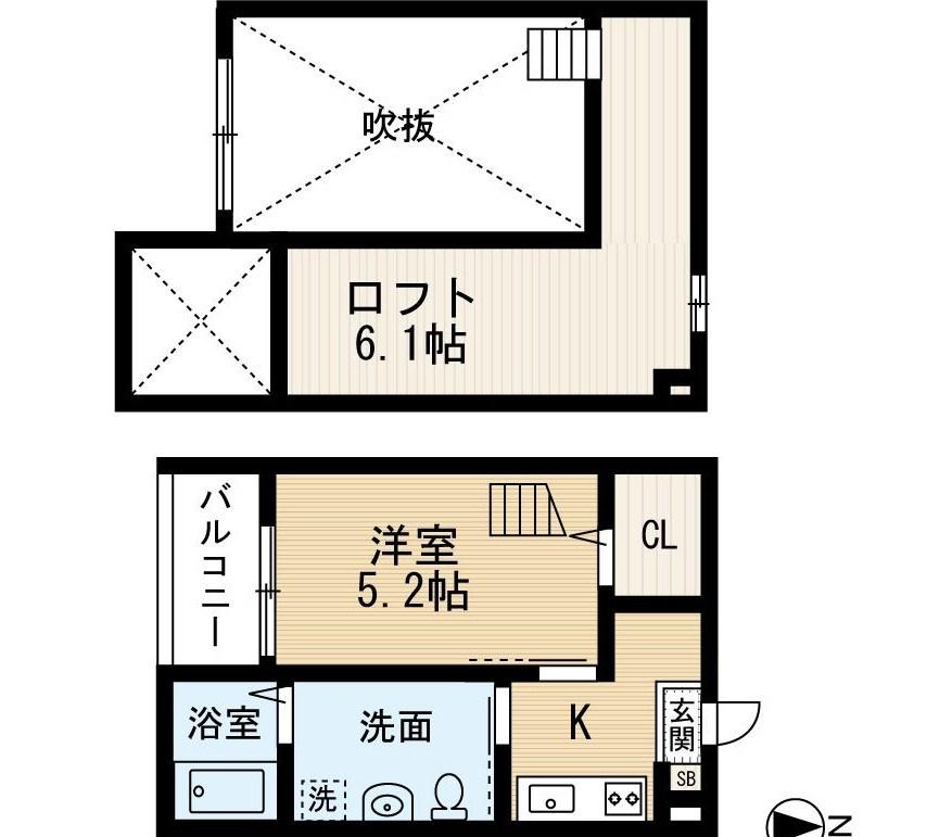 シェモワ笹塚(シェモワササヅカ)