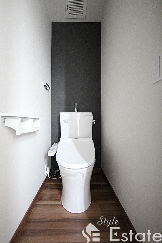 温水洗浄機能付き洗浄便座