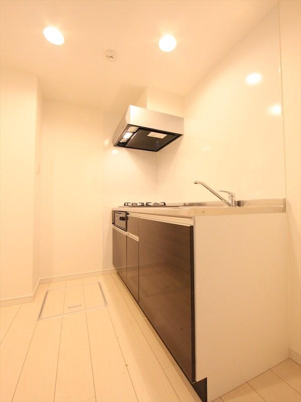 システムキッチン(2口ガスコンロ)同仕様写真