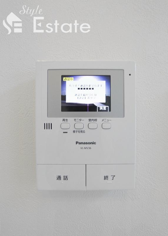 モニター付きインターホン イメージ画像