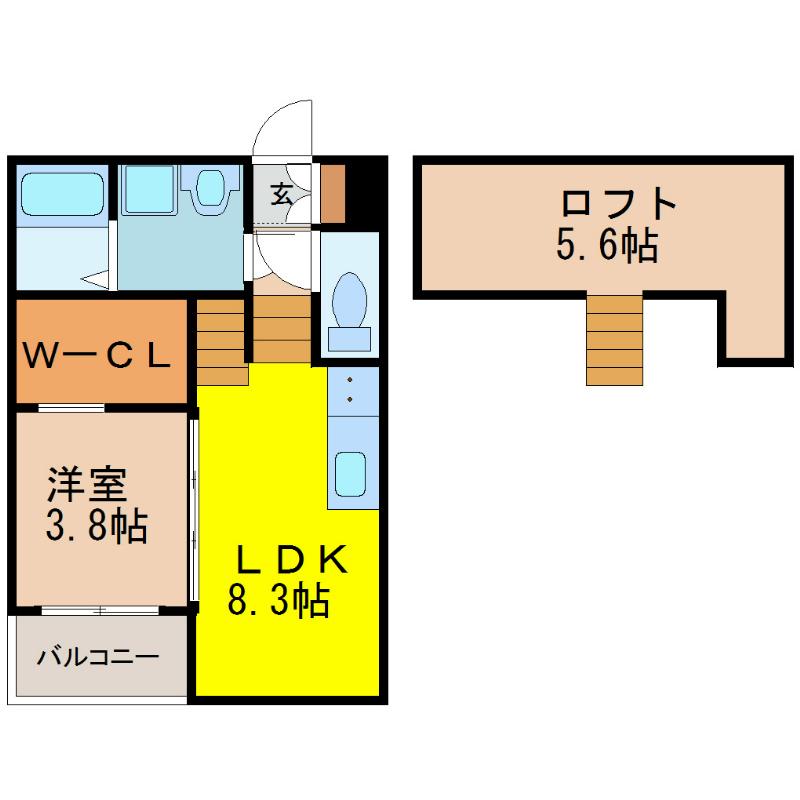 メゾン・シャドール名駅南