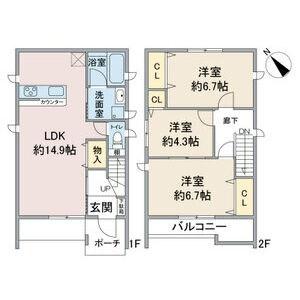 (仮称)クーボライト中小田井四丁目