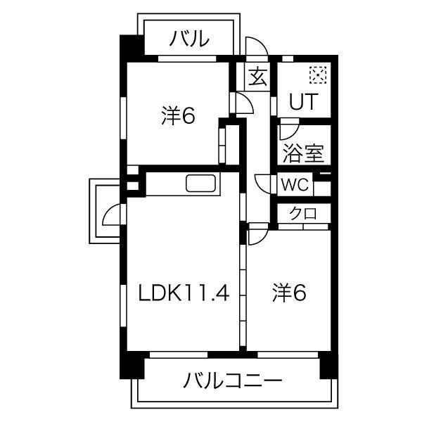 レインボーピア上小田井