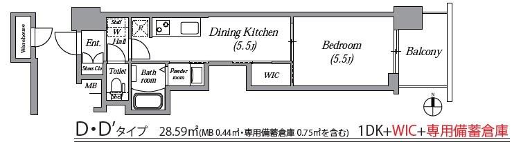 エステムコート名古屋平安通クチュール