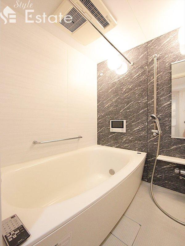 バスルーム 浴室TV付き